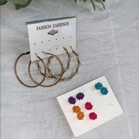 Francesca's Collections Jewelry - Bundle of Earrings!